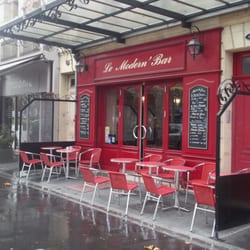 Le modern bar french 18 avenue thiers bastide - Cabinet radiologie avenue thiers bordeaux ...