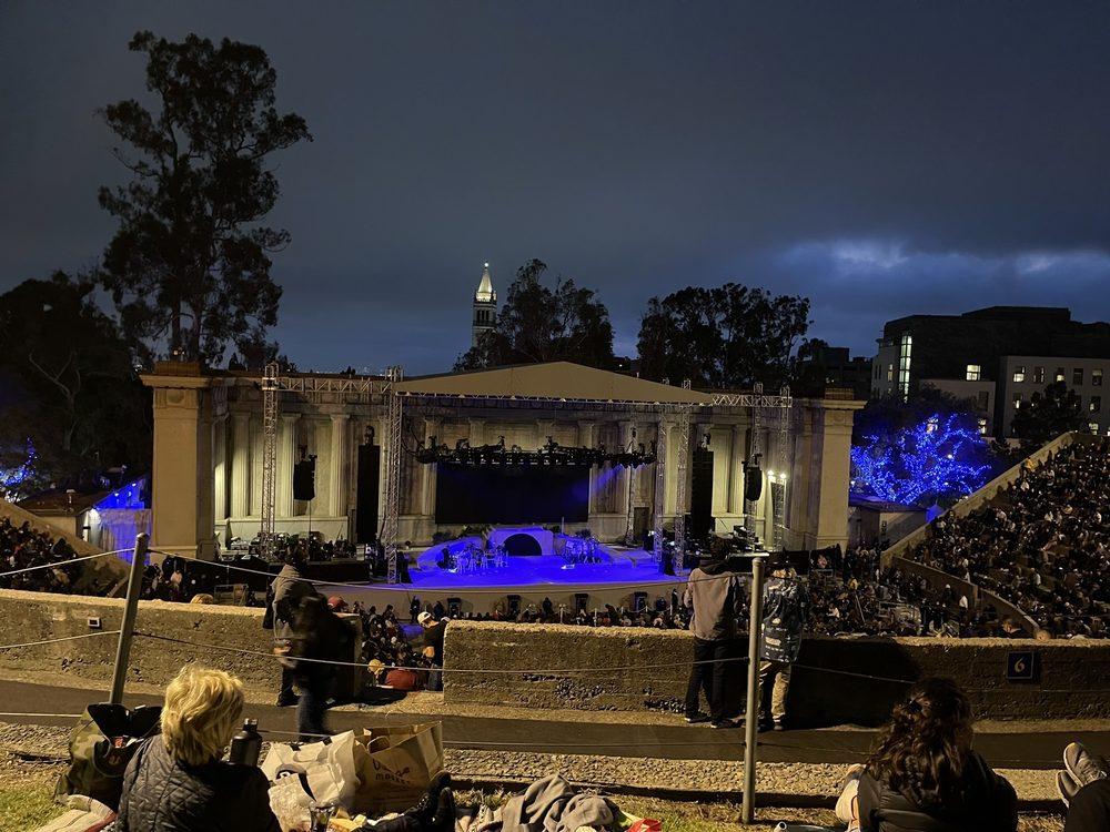 Greek Theatre-UC Berkeley