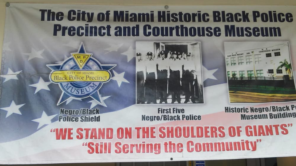 Black Police Precinct and Courthouse Museum