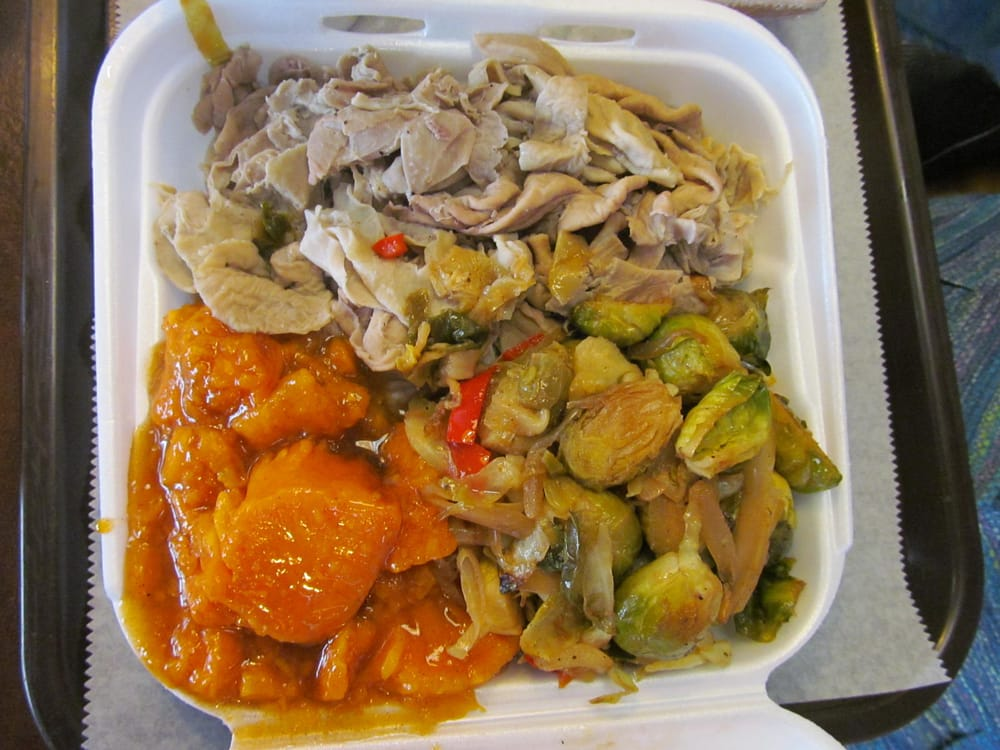 Chitterlings brussel sprouts and sweet potatoes yelp for Atlantic fish menu