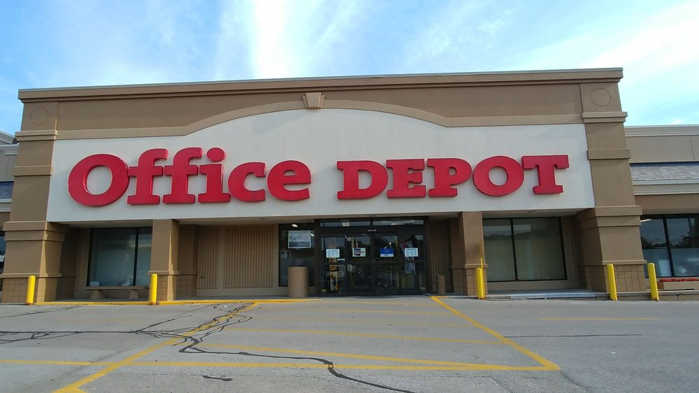 Office Depot: 2809 S 125th Ave, Omaha, NE