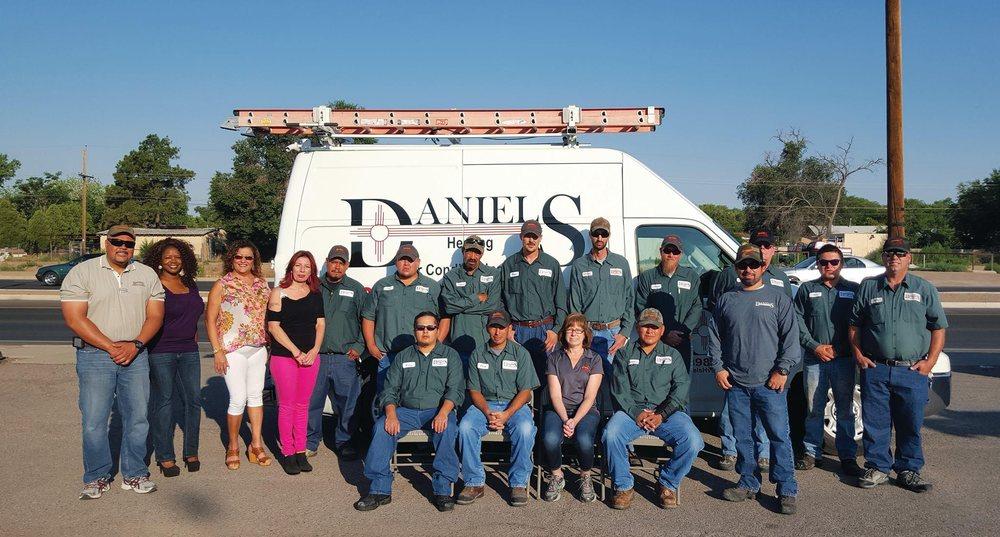 Daniels Plumbing, Heating and Air Conditioning: 8308 Washington St NE, Albuquerque, NM