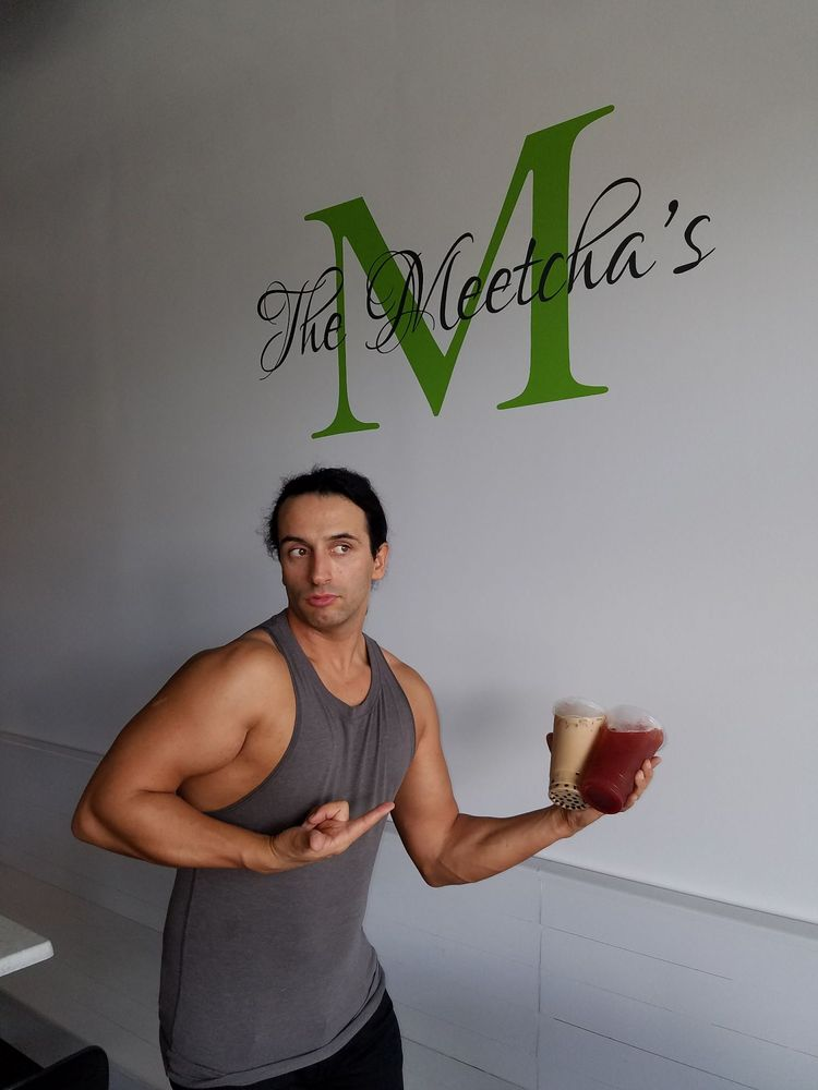 Meetcha Bubble Tea Cafe: 5960 W Parker Rd, Plano, TX