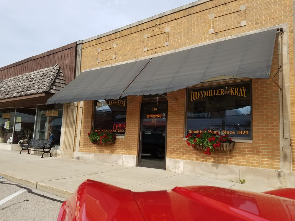 Dreymiller & Kray Inc: 140 S State, Hampshire, IL