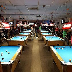 Cue Master Billiards Photos Pool Halls Central Ave - Cue master pool table