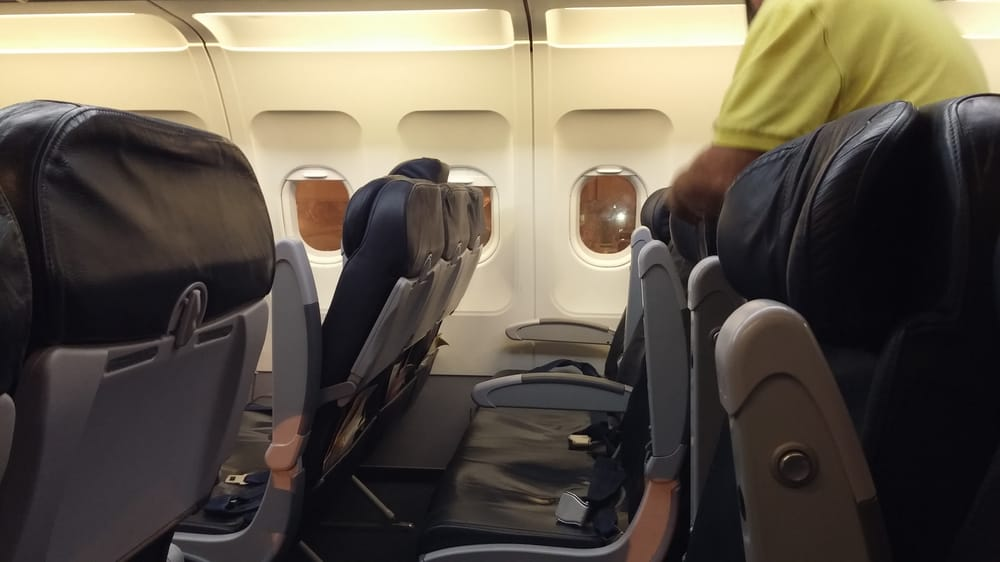 Photo of Spirit Airlines - Boston MA United States. Clean decent seats. & Clean decent seats. Seat pitch is ok. Non reclining? The best! No ... islam-shia.org