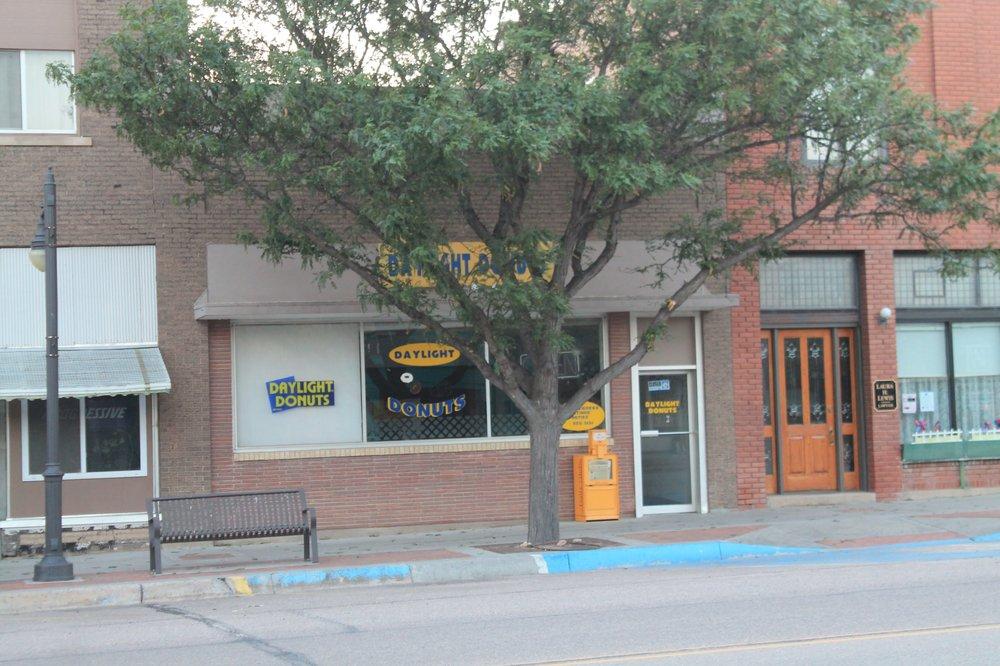 Daylight Donuts: 111 S Main St, Cimarron, KS