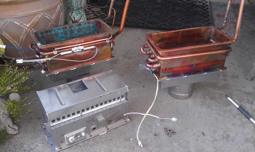 Noritz N 063s 1 Repair Service Heat Exchanger