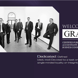GRA CPA - Tax Services - 35 W Pine St, Downtown / Central