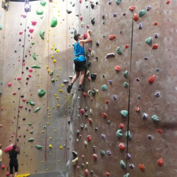 Rock climbing metairie