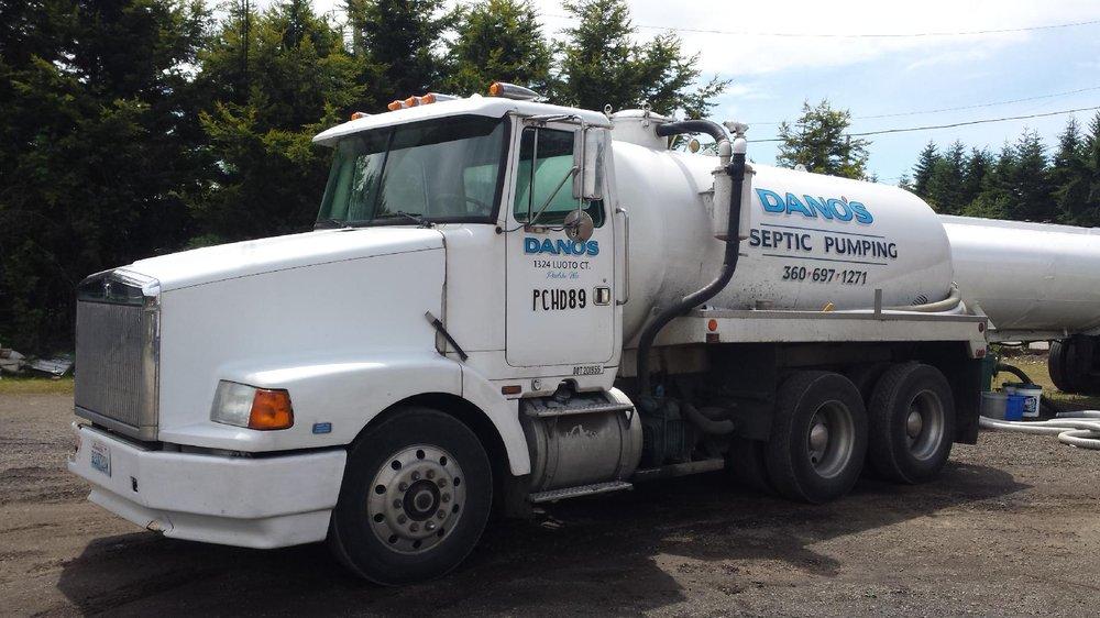 Dano's Septic Tank Pumping: Bremerton, WA