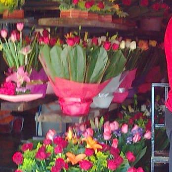 Mercado De Flores De San ángel Florerías Revolución 1620