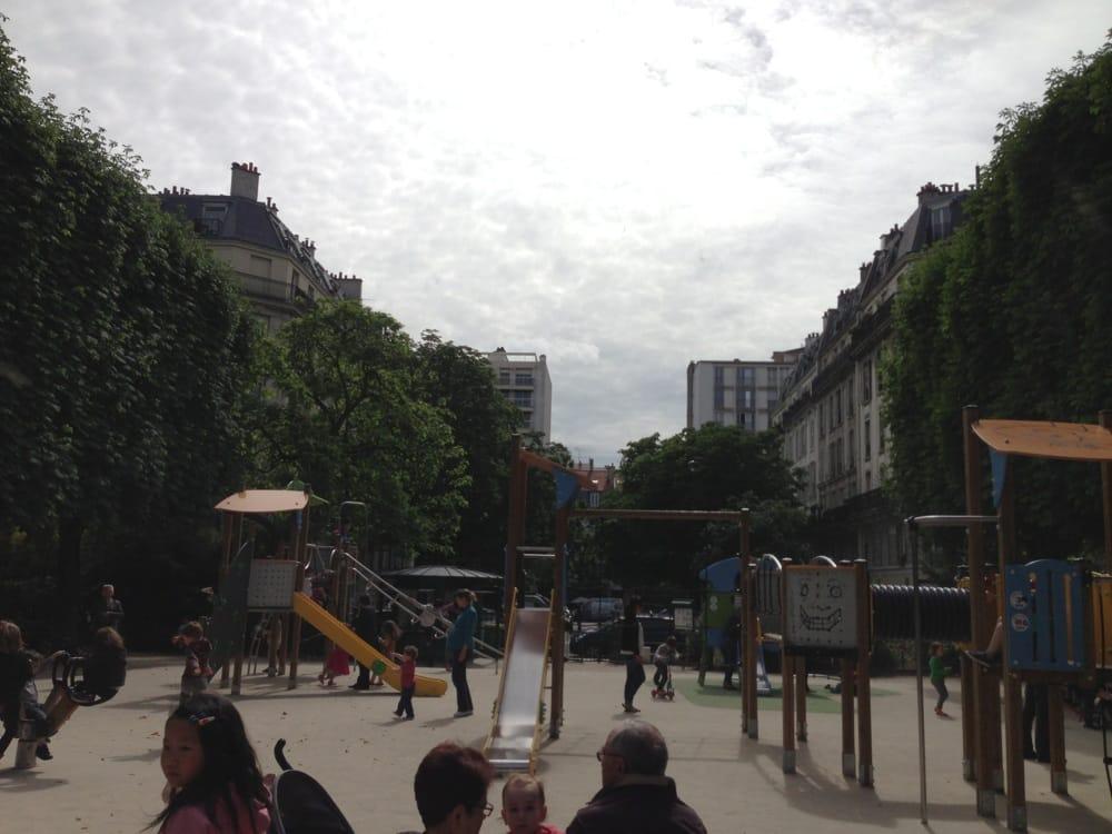 Square maurice gardette 23 photos park forests 2 for 4 rue richard lenoir 75011 paris france