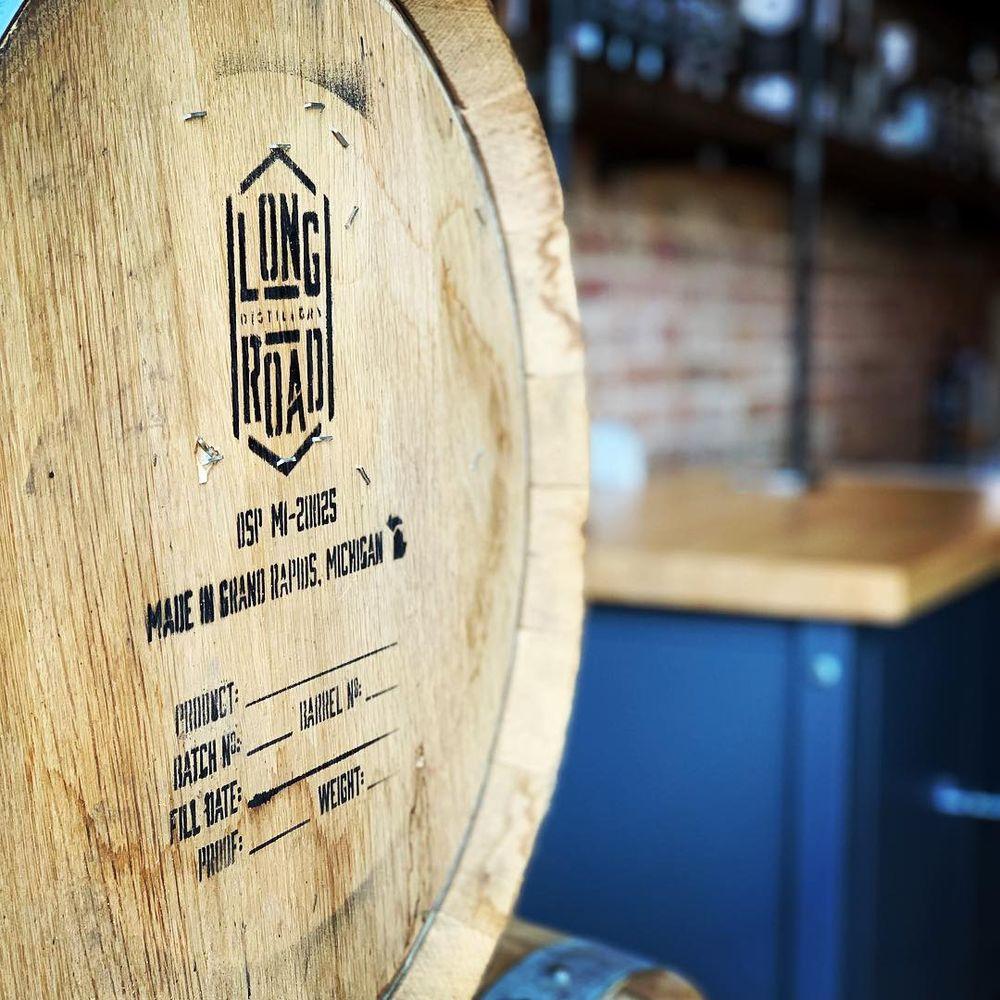 Long Road Distillers - Boyne City: 118 Water St, Boyne City, MI