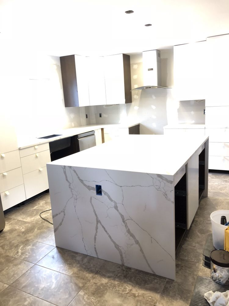 Luxury Marble and Granite: 147 Wayne St, Staten Island, NY