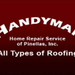 Photo Of Bay Area Roofing   Clearwater, FL, United States. Handyman Roofing  Logo ...