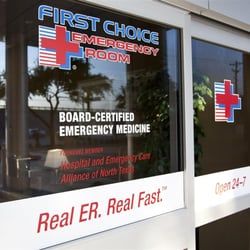 First Choice Emergency Room - 18 Photos & 42 Reviews - Emergency ...
