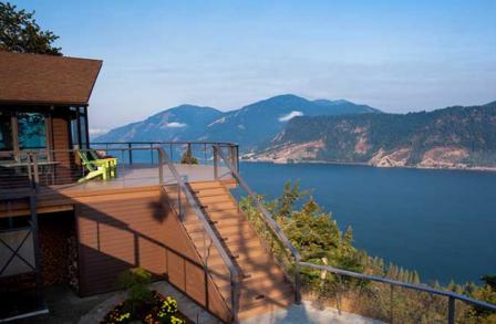 Green Home Design Build Hood River