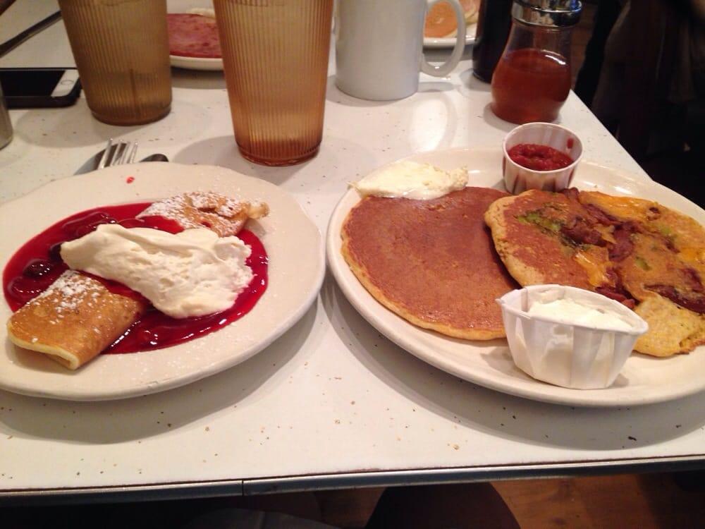 ... States. Cherry supreme, cornmeal cake, and Santa Fe cornmeal cake
