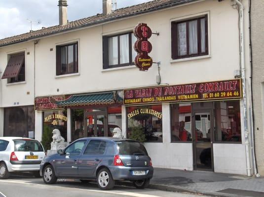 Restaurant Chinois Pontault Combault Livraison