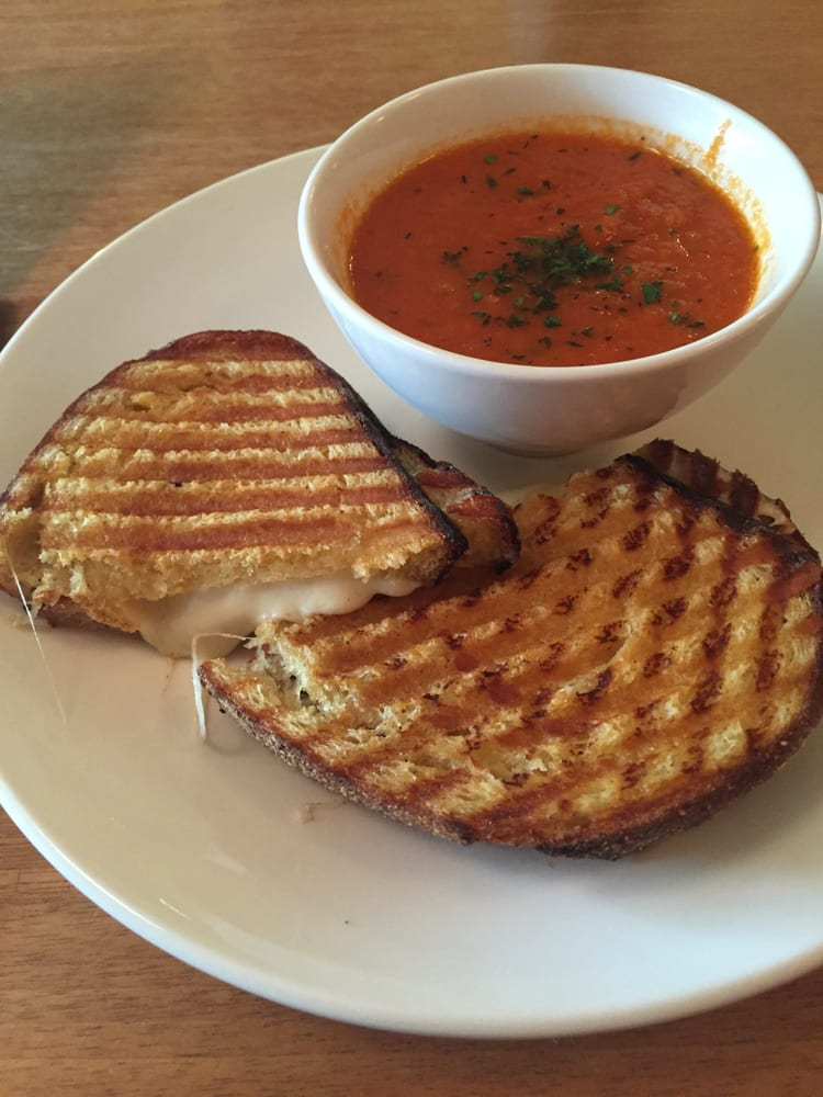 grilled cheese and tomato soup near me