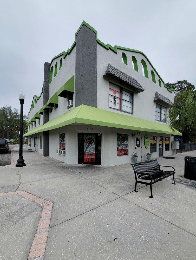 Angie's Pizza: 5743 Main St, New Port Richey, FL