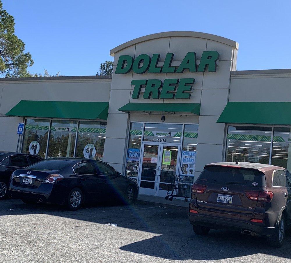 Dollar Tree: 10455 Dunbarton Blvd, Barnwell, SC
