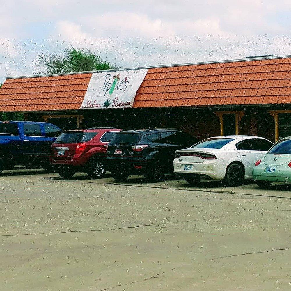 Pepino's Mexican Restaurant: 608 Woody Guthrie St, Okemah, OK