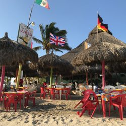 Photo Of The Fat Boy Bucerias Nayarit Mexico View From Beach