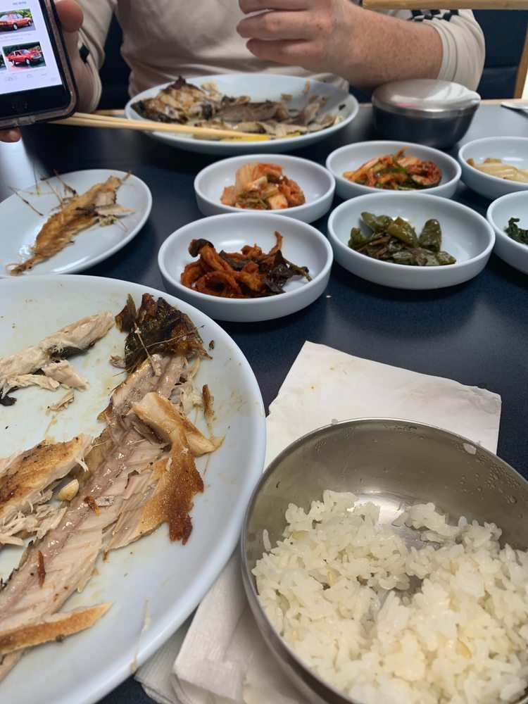 Kim's Korean: 10548 Harrison Ave, Harrison, OH
