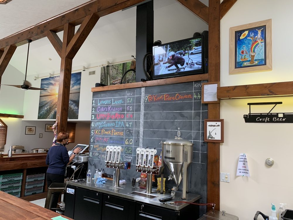 Lake Milton Brewery: 17762 Mahoning Ave, Lake Milton, OH