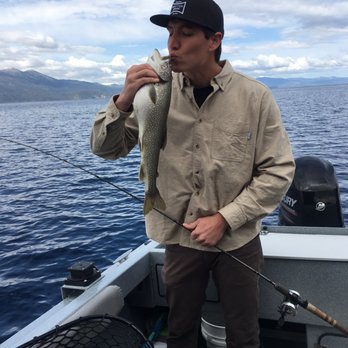 Mile high fishing charters 26 photos 11 reviews for Lake tahoe fishing charters