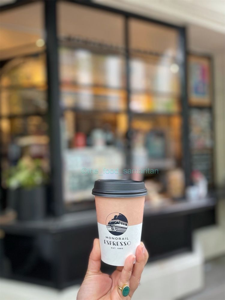 Social Spots from Monorail Espresso