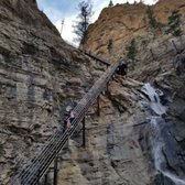 Photo Of Seven Falls   Colorado Springs, CO, United States. Stairs Up The