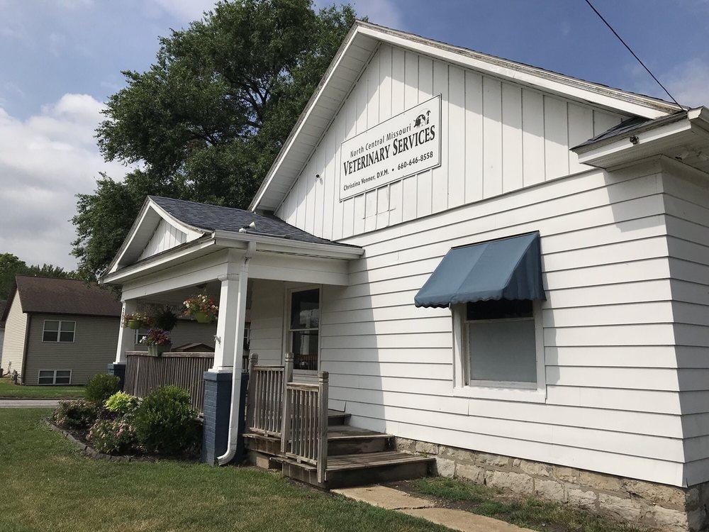 North Central Missouri Veterinary Services: 300 Cherry St, Chillicothe, MO