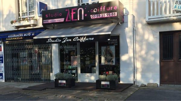 Studio Zen Coiffure Hair Salons 14 Ave Louis De Foix Bayonne