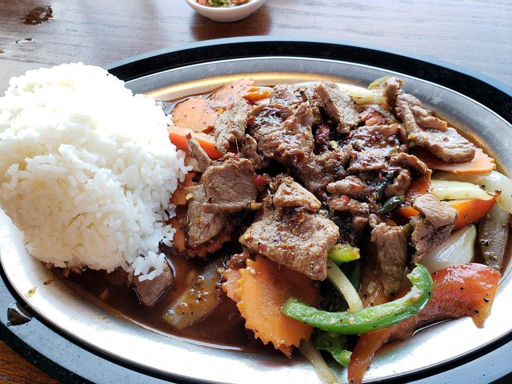 Chok Dee Thai Kitchen: 595 Ash Flat Dr, Ash Flat, AR