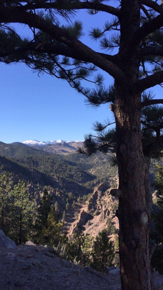 Eldorado Canyon: 3366-3368 Eldorado Springs Dr, Boulder, CO