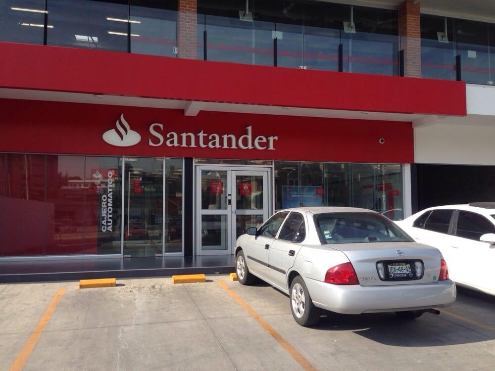 Banco Santander - Banks & Credit Unions - Av. Manuel Avila Camacho ...