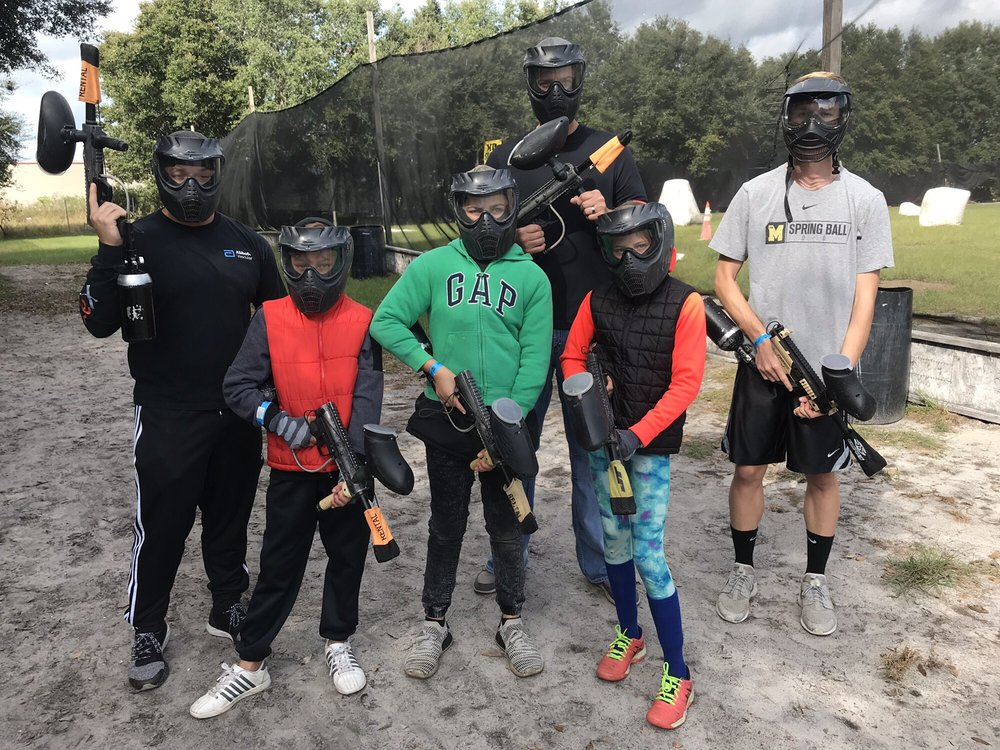 Blitzkrieg Paintball: 1006 E Bearss Ave, lutz, FL