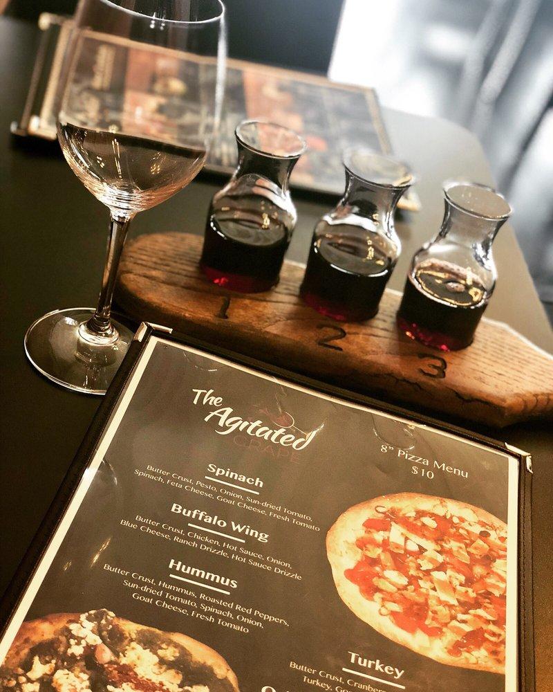 The Agitated Grape Wine Tasting Bar: 310 N Main St, Davison, MI