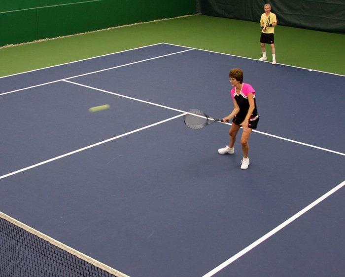 Monadnock Indoor Tennis Club: 210 Concord St, Peterborough, NH