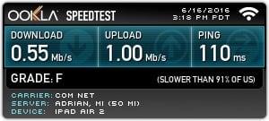 Bright Net/Bascom Internet Service: 5590 W Tiffin St, Bascom, OH