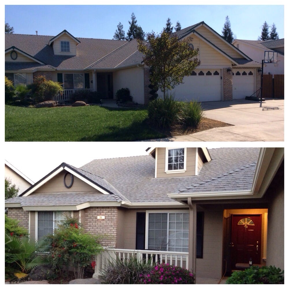 Before And After Exterior Paint Job Yelp