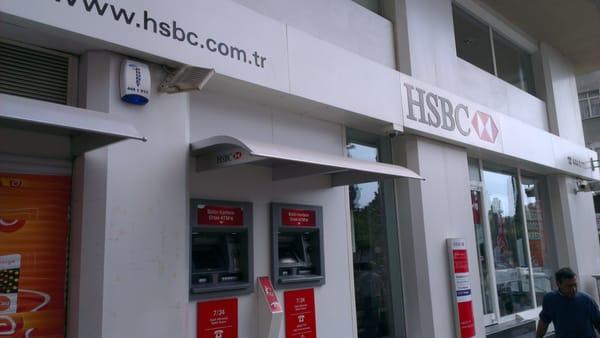 HSBC Bank - Bornova Şb  - Banks & Credit Unions - Mustafa Kemal Cad
