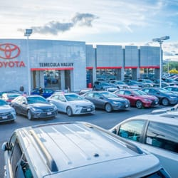 Photo Of Temecula Valley Toyota   Temecula, CA, United States. Just A  Portion