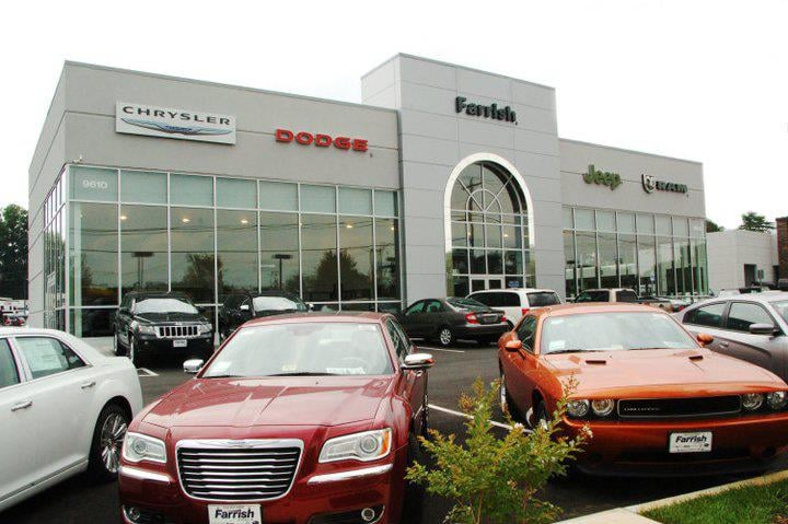 Photos for Farrish Chrysler Jeep Dodge Ram - Yelp