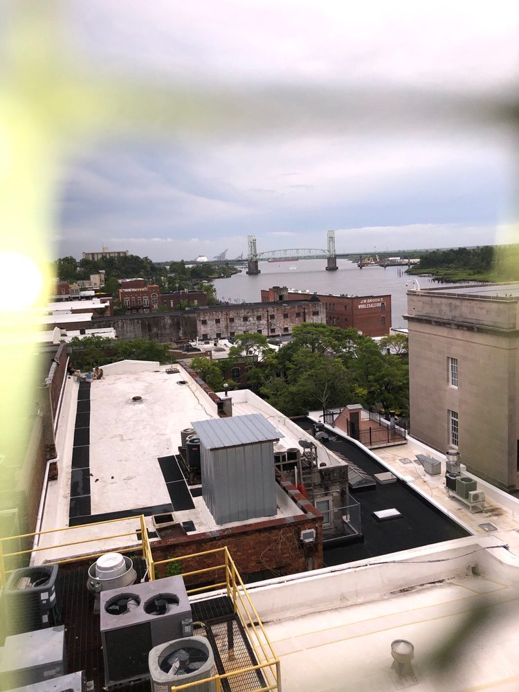 The Rooftop Bar: 21 North Front St, Wilmington, NC