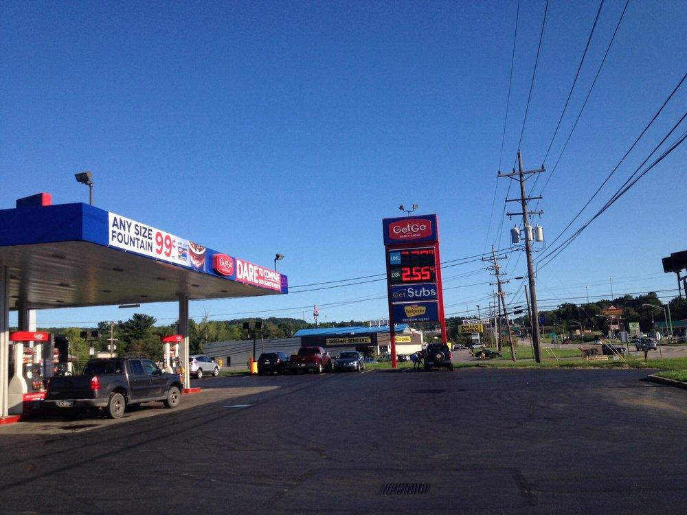 GetGo: 217 Allegheny Blvd, Brookville, PA