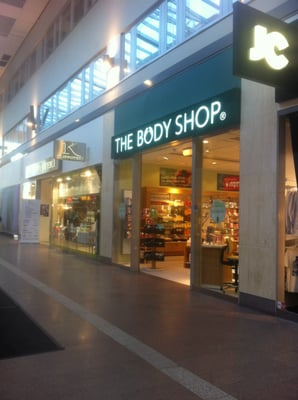 the body shop sverige